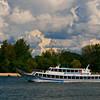 Interisland Ferry that runs from Ko Lanta to Krabi and Ko Phi Phi and Phuket
