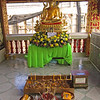 There are many buddist temples and watts in Chang Mai