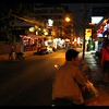 Chiang Mai night market.