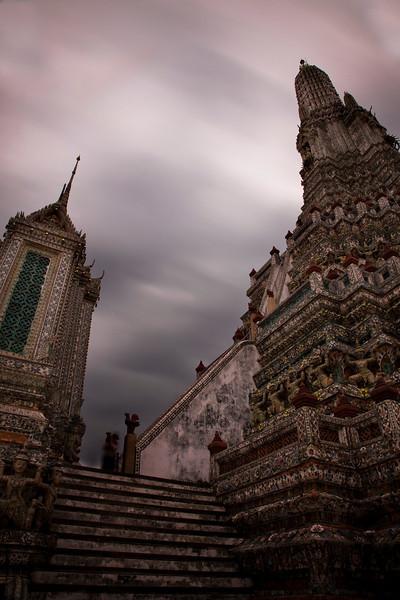 A temple in Bangkok.