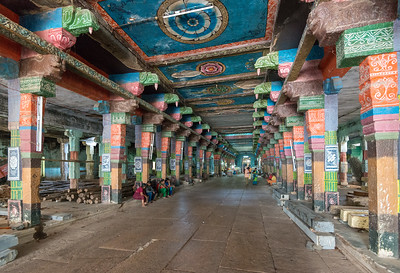 Vaitheeswaran Koil (Sri Vaidyanatha Swamy Temple) - Lord Angaraka Temple (The Planet Mars).  Vaitheeswaran Koil or Pullirukkuvelur is a Hindu temple dedicated to the Lord Shiva. The presiding deity is Sri Vaidyanathan - the God of Healing. 27 km from Chidambaram, and 110 km from Thanjavur in Tamil Nadu.