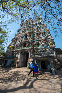 "Vaitheeswaran Koil (Sri Vaidyanatha Swamy Temple) - Lord Angaraka Temple (The Planet Mars). Vaitheeswaran Koil or Pullirukkuvelur is a Hindu temple dedicated to the Lord Shiva. Shiva is worshipped as Vaitheeswaran or the ""God of healing"" and it is believed that prayers to Vaitheeswaran can cure diseases. Vaitheeswaran is a Tamil derivative from vaidya (Doctor) and Ishvara (God/Master). The presiding deity is Sri Vaidyanathan - the God of Healing. Location: village 7 kilometers from Sirkazhi, 27 km from Chidambaram, 110 km from Thanjavur in Tamil Nadu."