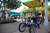 Pedal Cart in Balboa Park