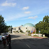 This is the Chabot Space and Science Center.