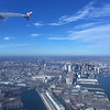 21 November 2017. Boston from flight to Los Angeles.