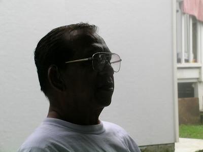 William, Mac's Dad