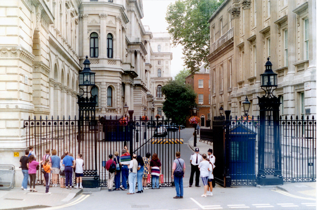 1997-08-03 Number 23 Downing Street.