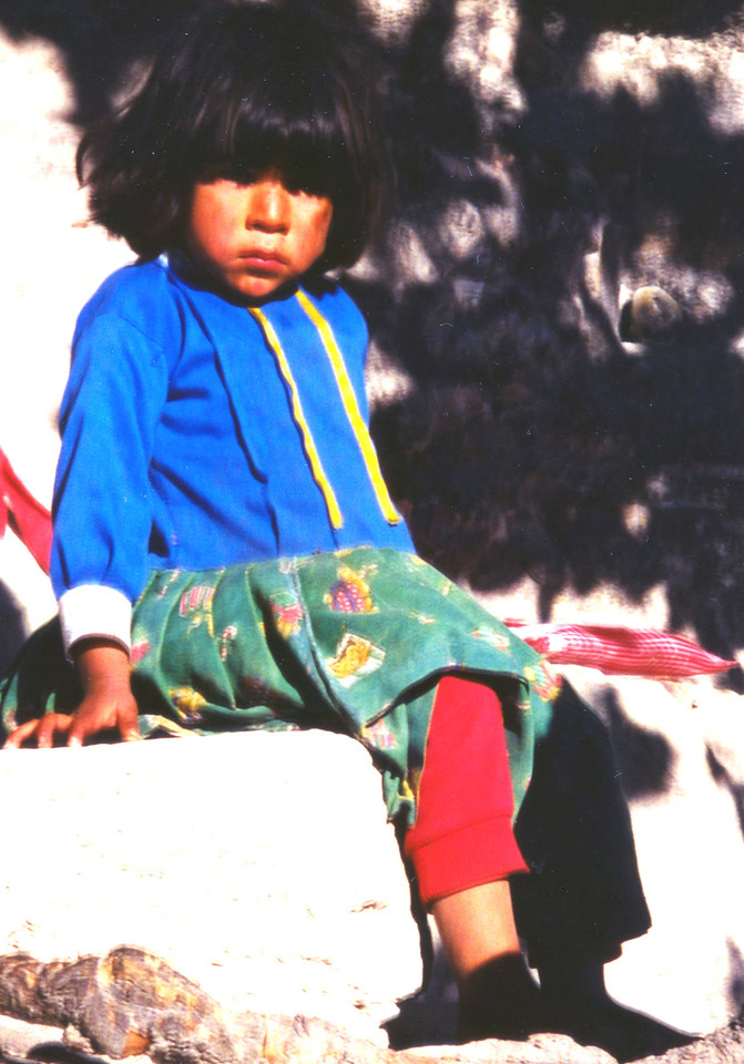 1999-02-19  15 A Tarahumara girl.