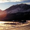 2 03 mile 1060  Alaska Hwy, Kluane Lake - Christmas Bay,  Yukon Territory, nov 27, 1972b