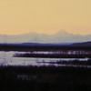 1 03 mile 1420 Tanana River near Big Delta, Alaska, Alaska Hwy,  nov 26, 1972az