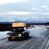 1 19 mile 1188  Alaska Hwy, near Snag Jct, Yukon, Terr , -83F 1947  nov 27, 1972