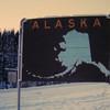 1 11a mile 1221 US, Canada border, Alaska Hwy,  nov 26, 1972b1