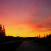 1 01a dawn, 9am, nov 26, 1972, S of Eielson AFB, AK