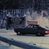 1 11 mile 1221 US, Canada border, Alaska Hwy,  nov 26, 1972a1