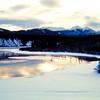 2 13 mile 836  Alaska Hwy, Johnson's Crossing, Yukon Terr  nov 28, 1972b