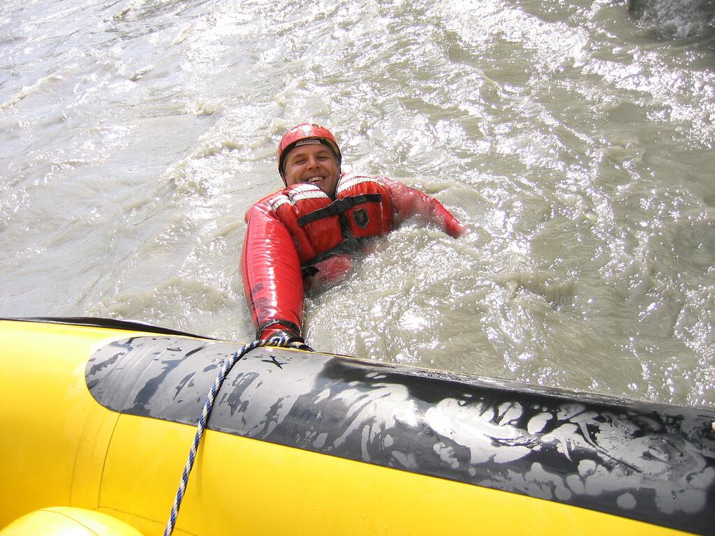 Nenana River rafting in Denali National Park, Alaska