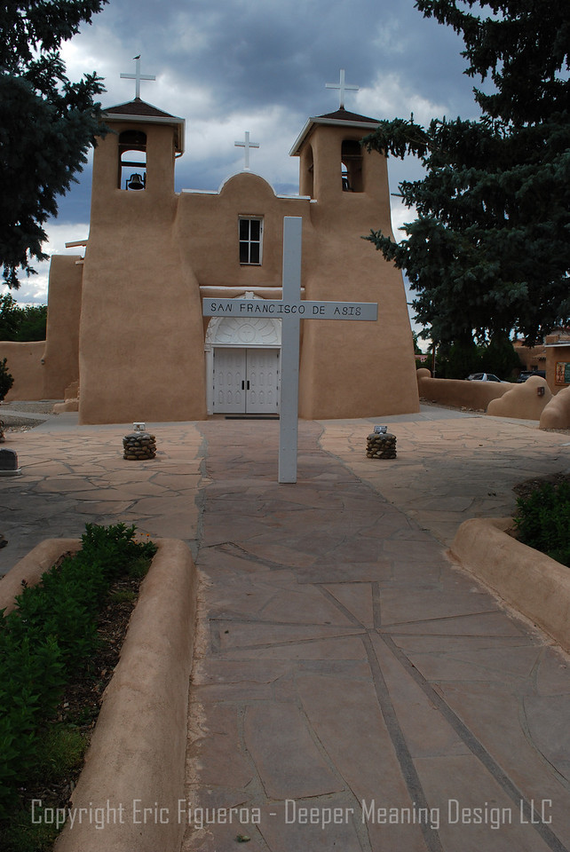 San Francisco de Asis; Taos, New Mexico