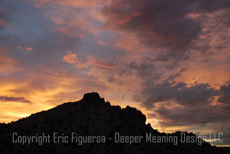 Ojo Caliente, New Mexico