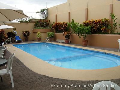little-used pool