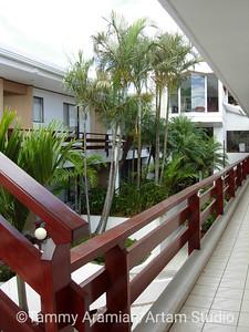 Apartotel Cristina, my home for 2-1/2 weeks