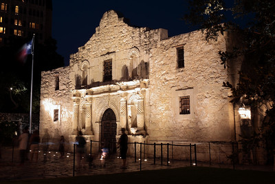 The Alamo is the most famous of the five colonial Spanish missions in San Antonio. The others are Mission San Jose, Mission San Juan, Mission Concepcion, and Mission Espada, all of which are designated World Heritage Sites.