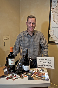 The Annual Great Wine Escape Weekend, Monterey Vintners and Growers Association 11-15-09