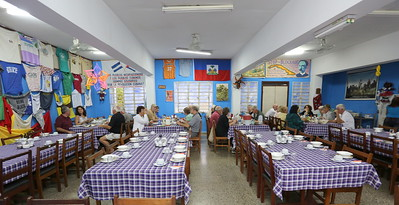 The Meal Room - wonderful food made locally plus fresh conversation and Cuban coffee every day.