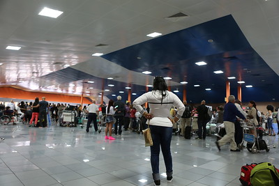 Havana Airport - Terminal 3 Baggage