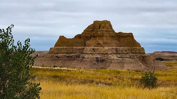 The Badlands South Dakota