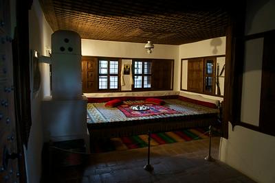 Bedroom in old house in Arbanassi