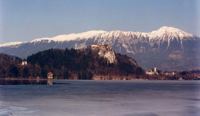 Bled, Slovenia - 1992
