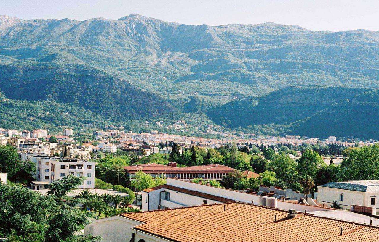Budva, Montenegro - 2004