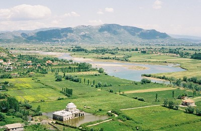 Shkoder, Albania - 2004