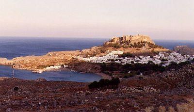 Rhodes, Greece - 1990