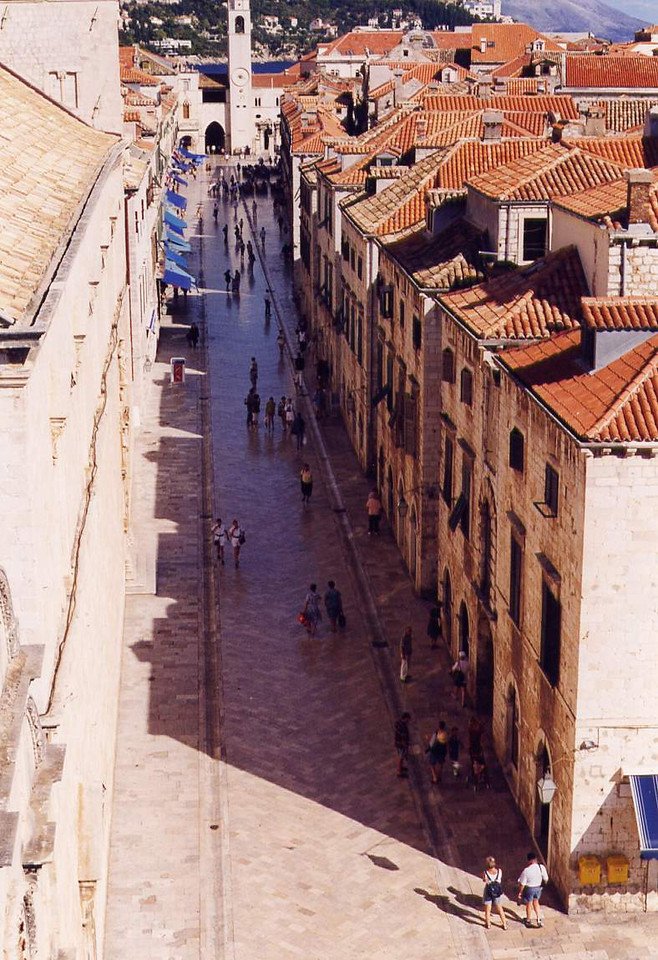Dubrovnik, Croatia - 1998