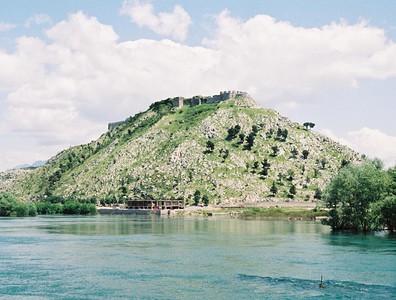 Shkoder Castle, Albania - 2004