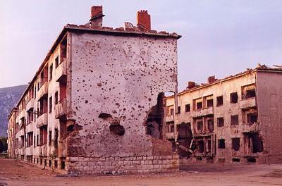 Mostar, Bosnia - 1998