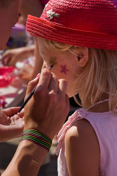Barbie Day in Tivoli
