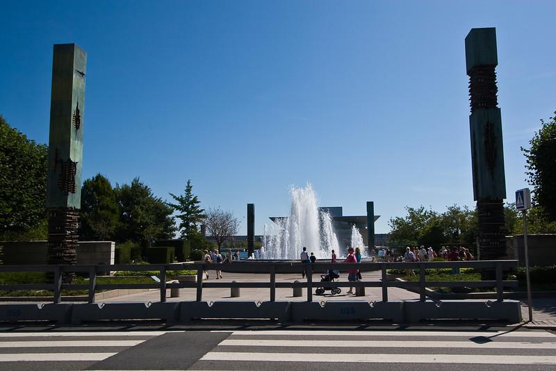 Fountain in Amaliehaven