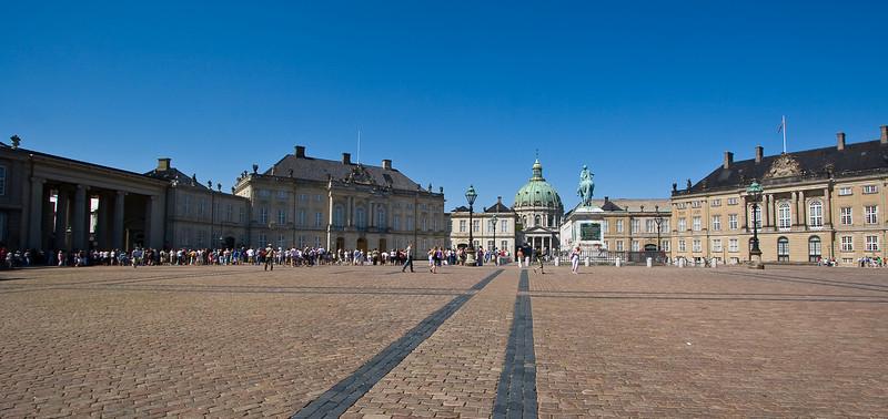 Amalienborg Square