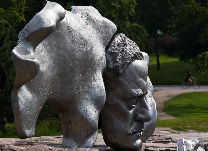 Monument to Sibelius