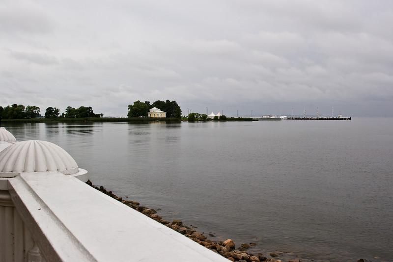 Overlooking the Baltic Sea