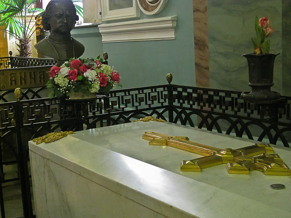 Tomb of Peter the  Great