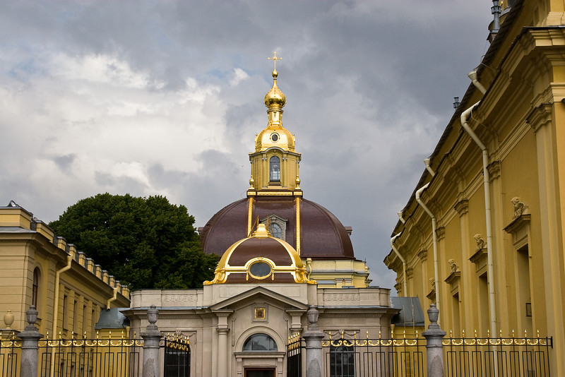The Saints Peter & Paul Cathedral