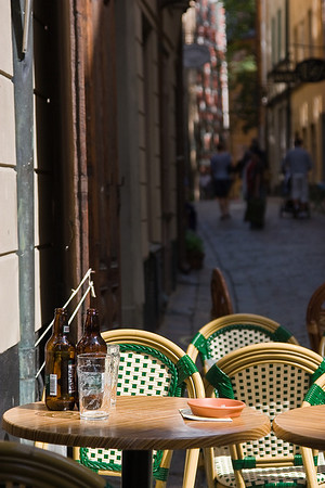Old Town - Stockholm