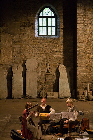 Concert in the Dominican Monastery