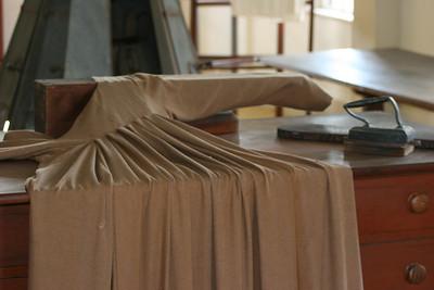 Shaker ironing room