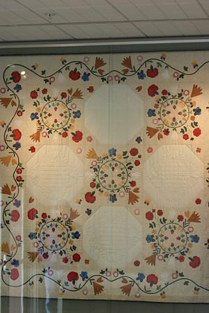 Shaker quilt