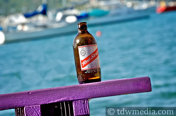 The Best Airport Layover ever in Tortola BVI 7-24-09