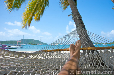 The Best Airport Layover ever in Tortola BVI 7-24-09 8